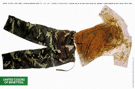 Toscani, United Colors of Benetton